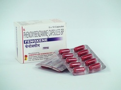 pharmacology definition - phenoxybenzamine