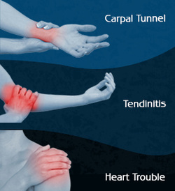 causes of arm pain