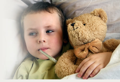 Pediatric Definition - Fever