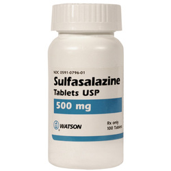 pharmacology definition - Sulfasalazine