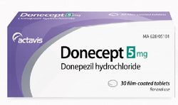 pharmacology definition - Donepezil