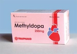 pharmacology definition - methyldopa