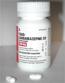 pharmacology definition - Carbamazepine